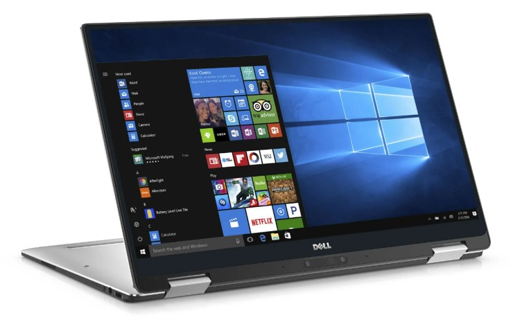 Dell XPS 13 2-in-1 - $999.99
