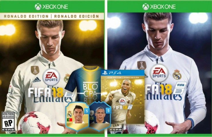 Which FIFA 18 edition should you buy?