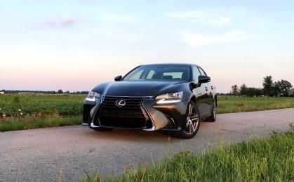 2017 Lexus GS 200t Review - 10