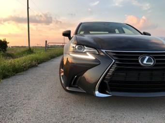 2017 Lexus GS 200t Review - 2