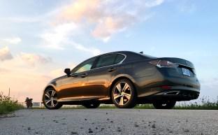 2017 Lexus GS 200t Review - 5
