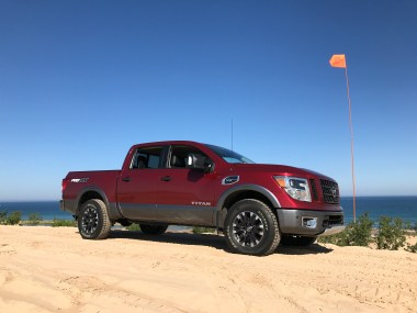 2017 Nissan Titan Review - 11