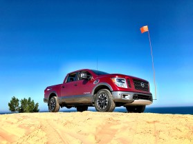 2017 Nissan Titan Review - 5