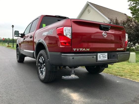 2017 Nissan Titan Review - 9