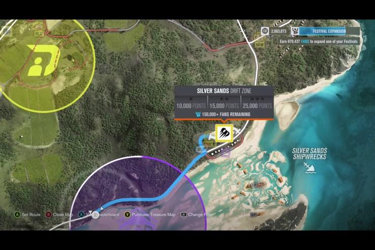 Go here for easy drift skills and an easy 3-Star Drift Zone.