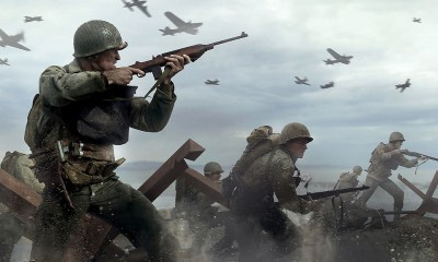 Check your email for your Call of Duty: WWII beta token.
