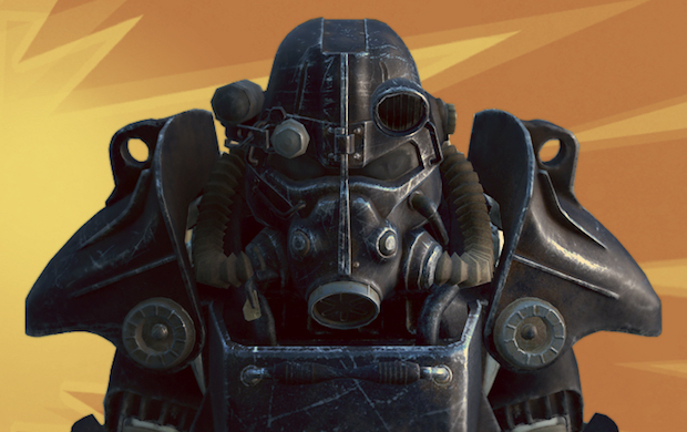 Power Armor Onyx Paint Job: 100 Credits