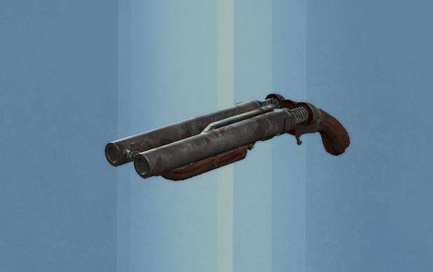 Handmade Shotgun: 200 Credits