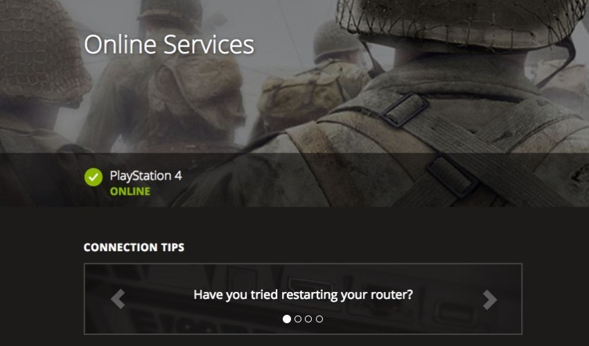What to do if you can't play Call of Duty: WWII beta games.