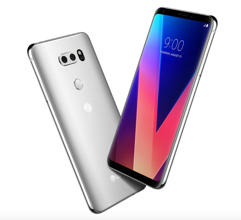 LG V30 Leak Shows Amazing Blue Color Variant