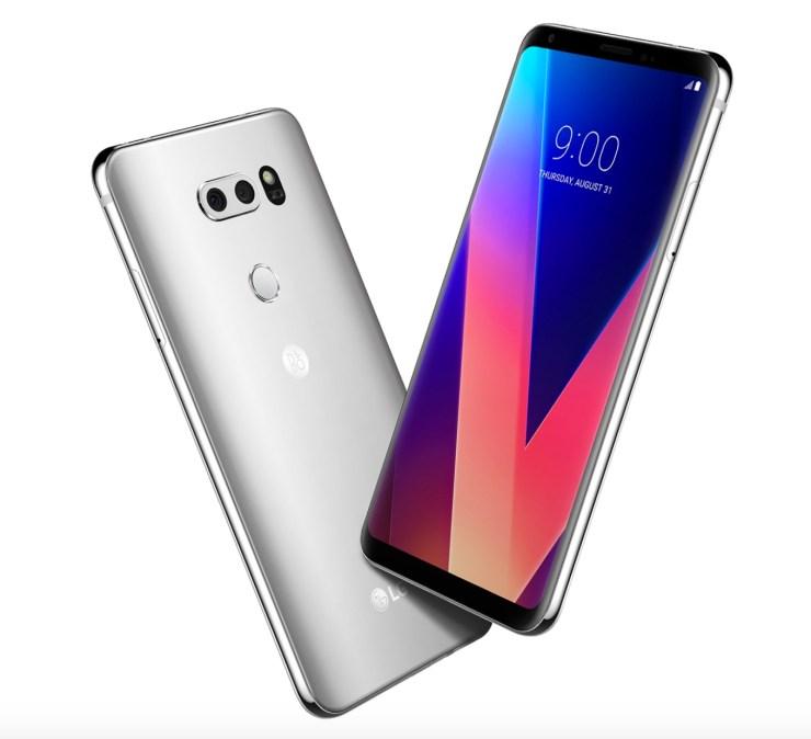 LG V30 vs LG G6: Battery Life