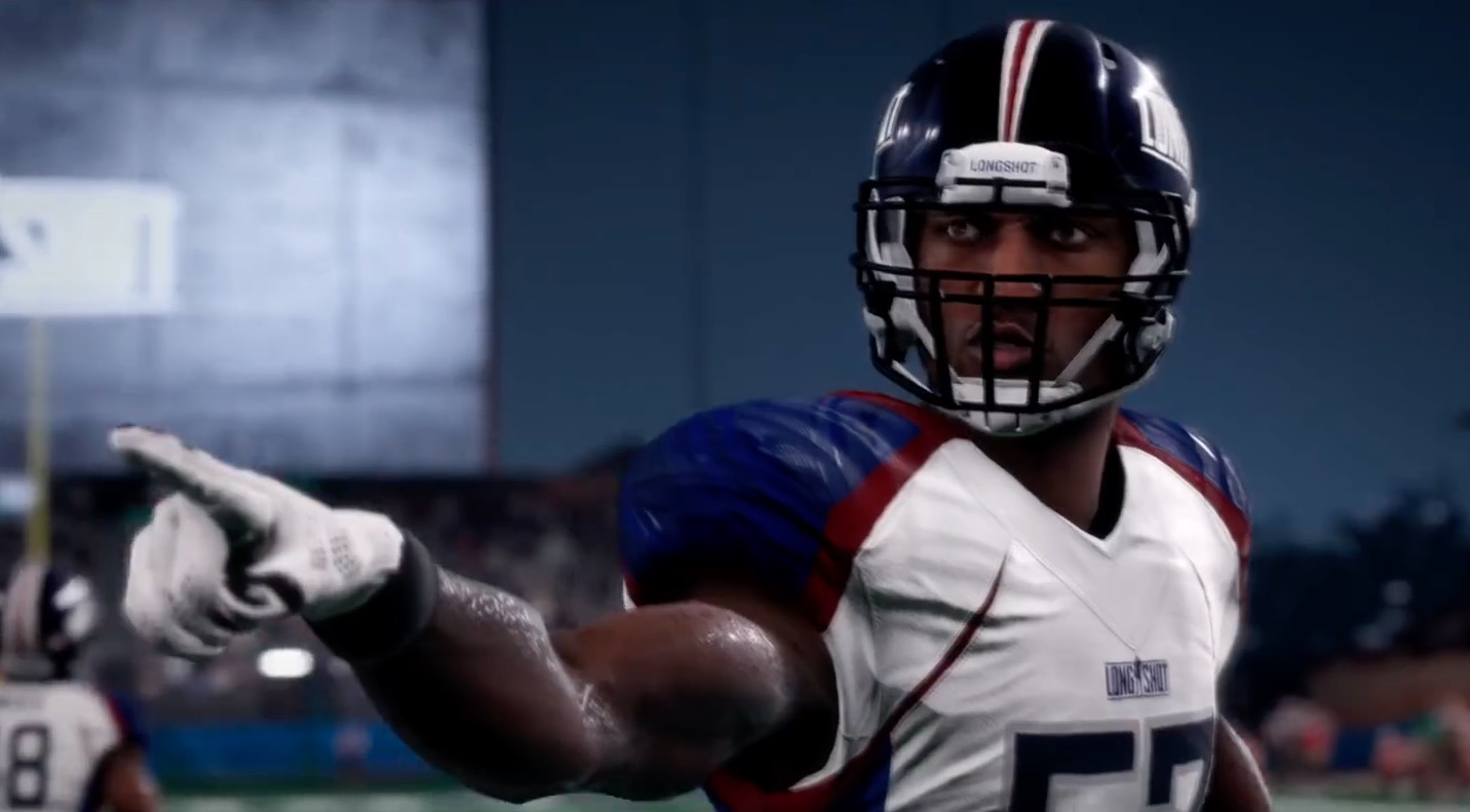 Madden NFL 18 Video Details The Making of Longshot