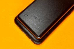 Mophie Charge Force Review Galaxy S8 - 6