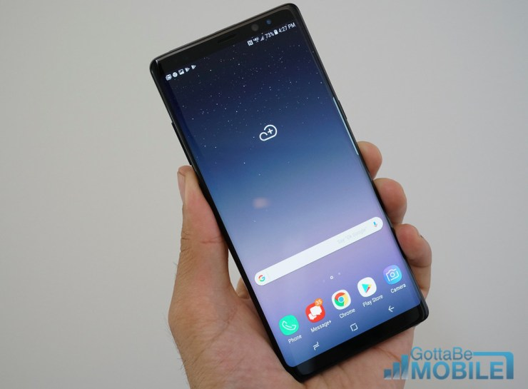 Expect the Galaxy S9 to Run Android Oreo