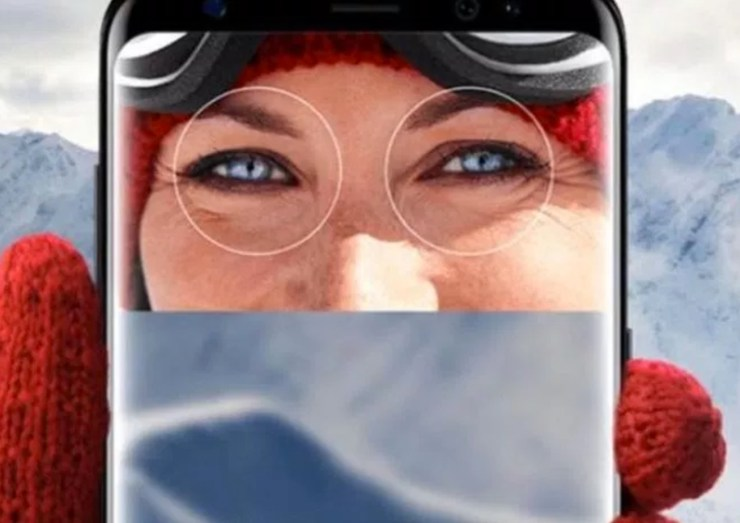 Unlock the Note 8 with Your Eyes or Face
