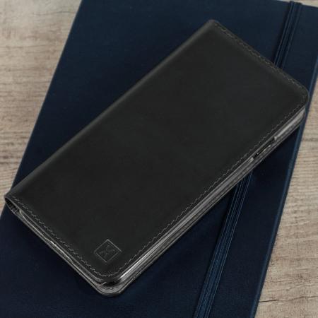Olixar Leather Wallet Case for LG V30