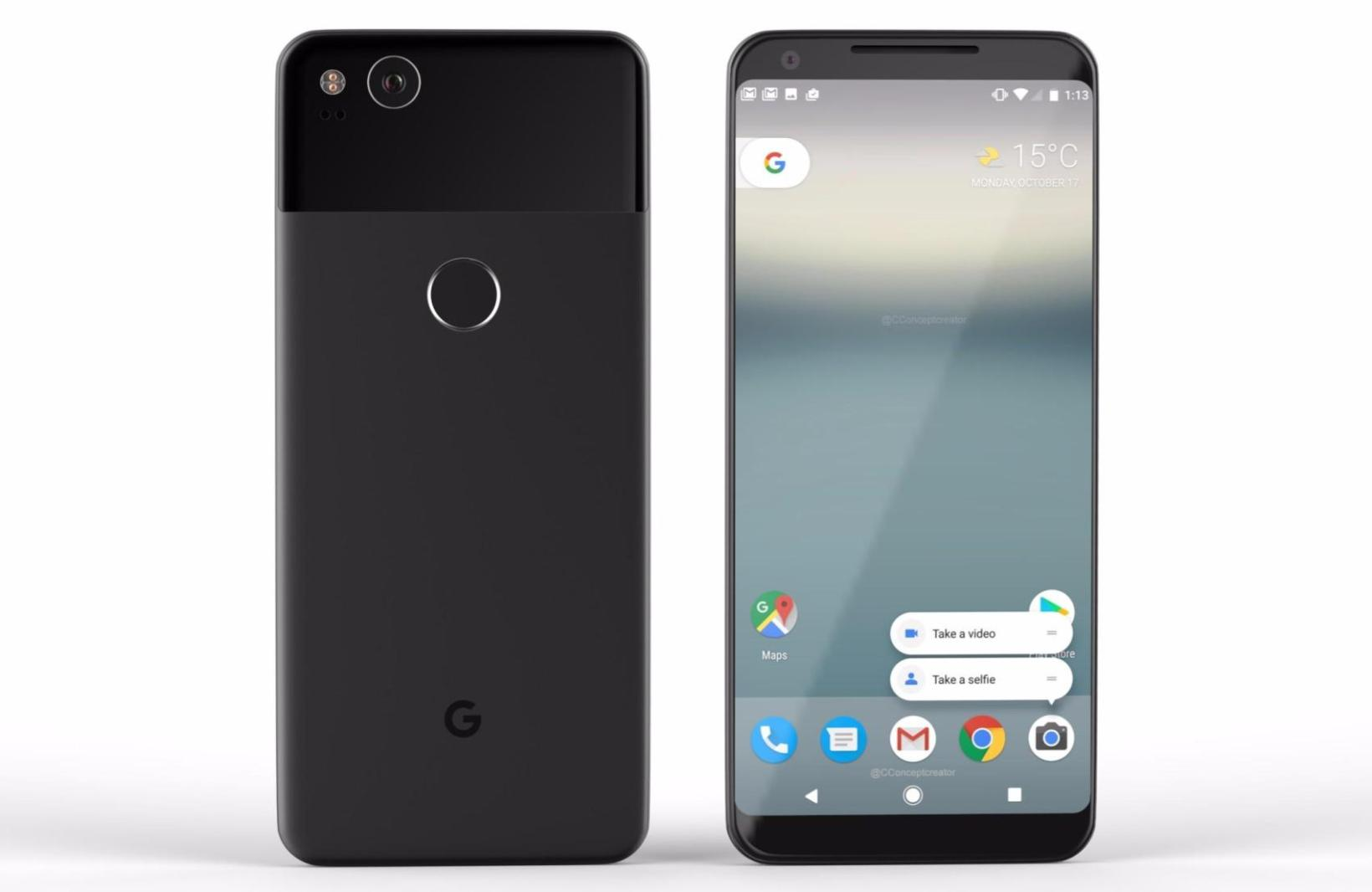 Google to Introduce New Pixel Phones on October  4