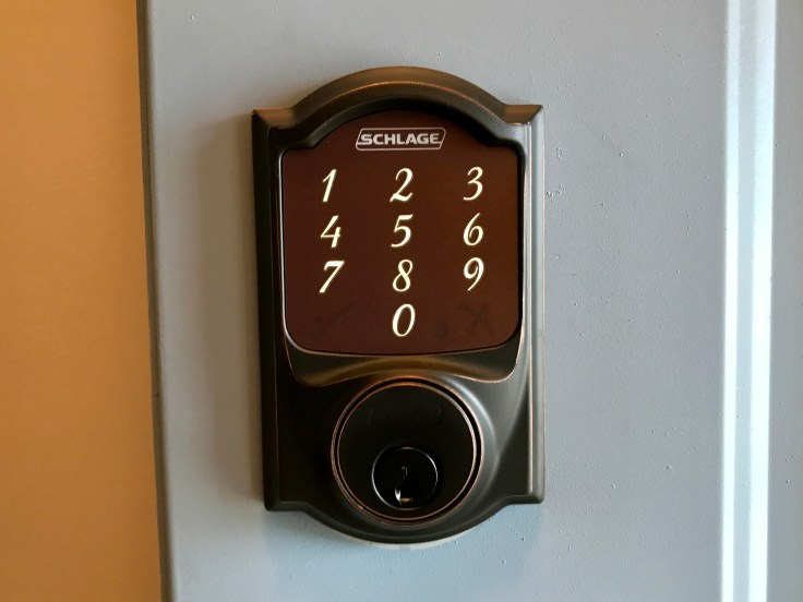 Schlage Sense Review - Smart Deadbolt - 1