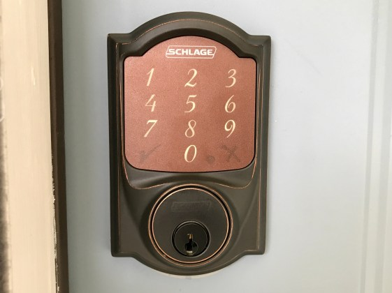 Schlage Sense Review - Smart Deadbolt - 5