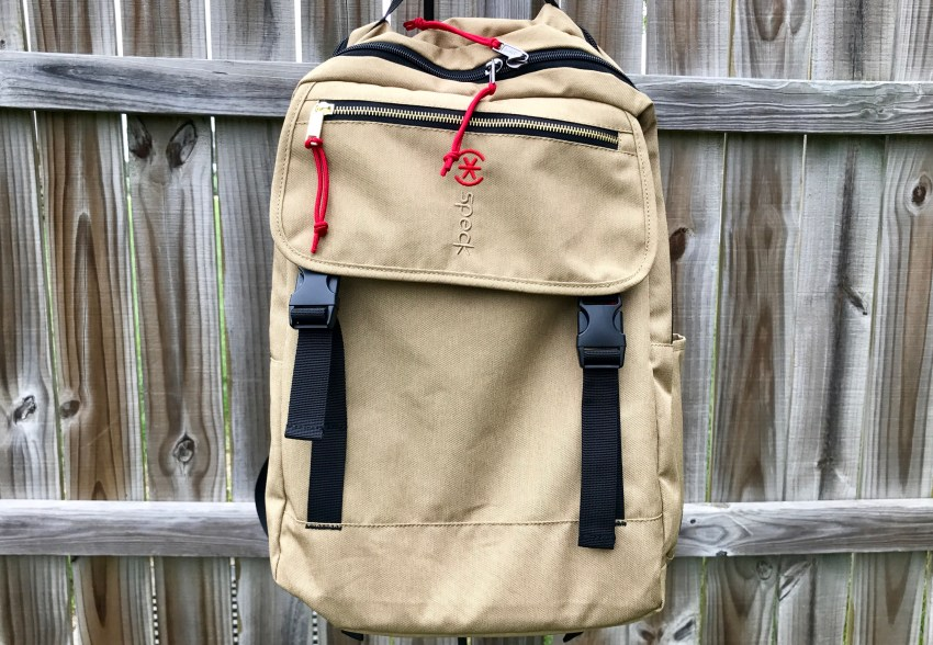 The Speck Ruck Backpack is a solid option for school and work.