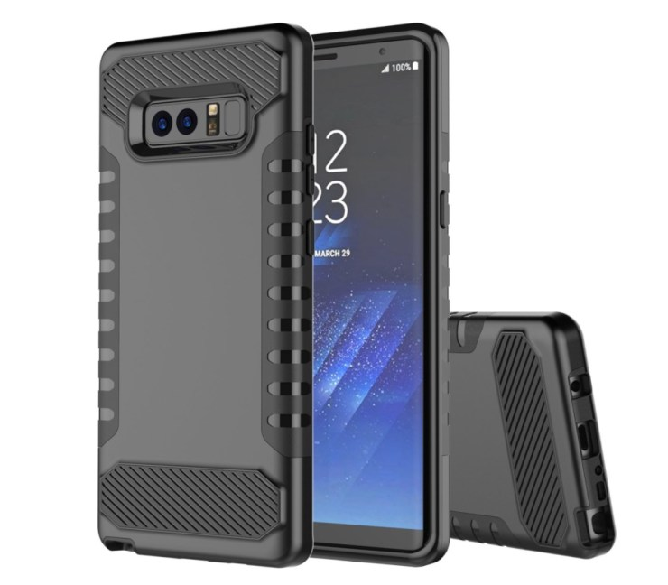 J&D Dual Layer Hybrid Case
