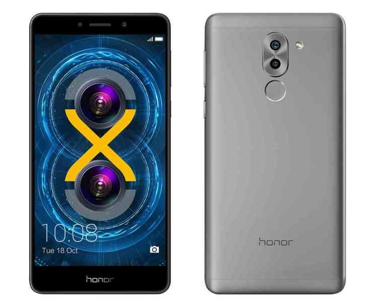 Honor 6X & Honor 7X