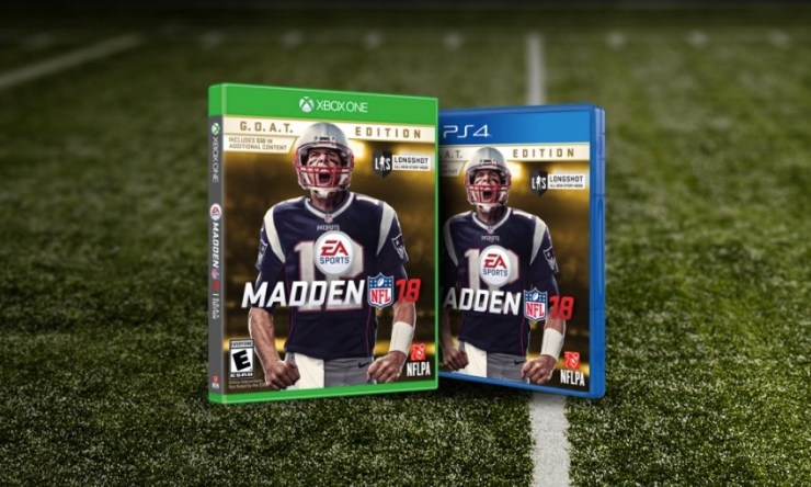 Should you buy Madden 18 G.O.A.T. edition?