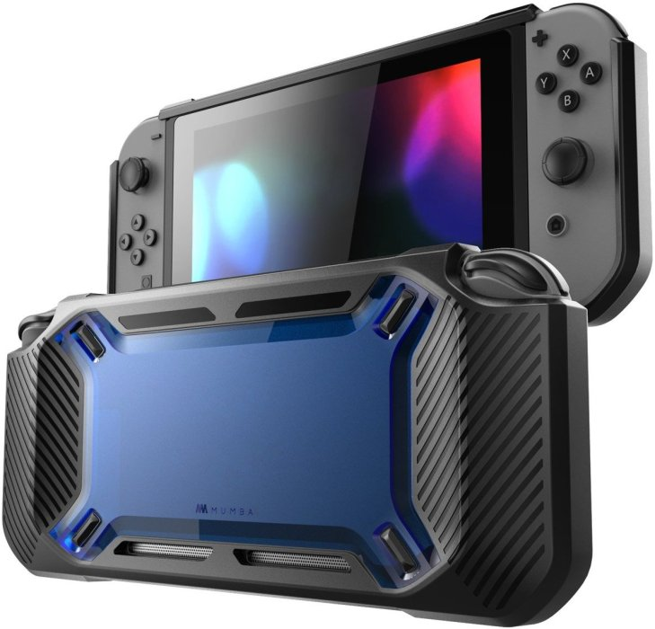 Mumba Heavy Duty Nintendo Switch Case