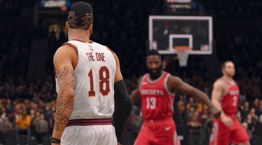 Do Buy NBA Live 18 for The One