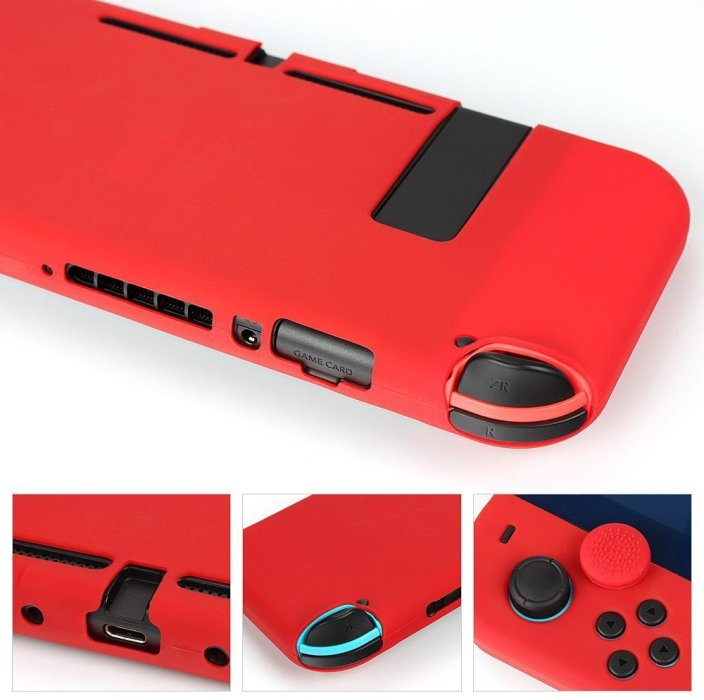 Nintendo Switch Silicone Cover