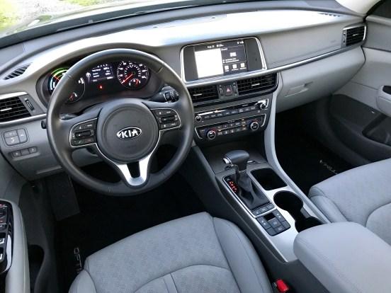 2017 Kia Optima PHEV Review - 1
