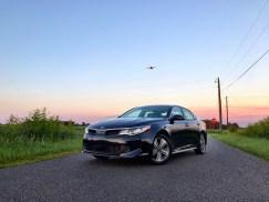 2017 Kia Optima PHEV Review - 17