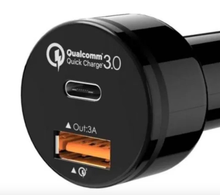 Aukey Quick Charge Car Charger