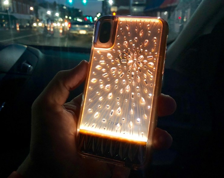 Case-Mate Luminescent iPhone 8 Plus Case