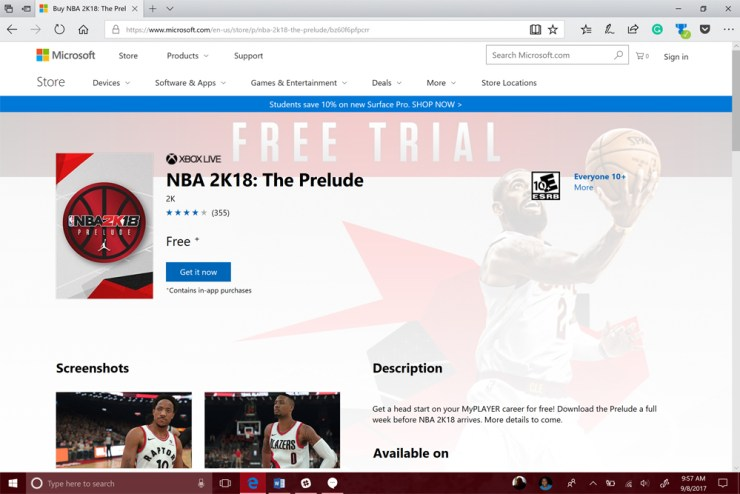 How to Download the NBA 2K18 Prelude