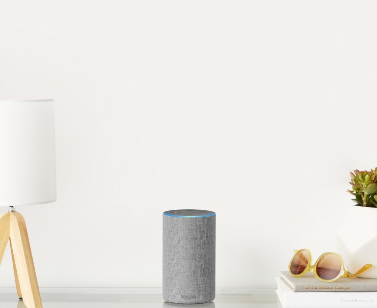 You can save $50 when you buy three, or get on a payment plan for the new Echo.
