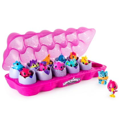 Hottest Toys 2017 - Hatchimals Colleggtibles 12 Pack Egg Carton