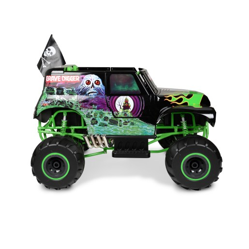 Hottest Toys 2017 - bravo-sports-166616-monster-jam-24v-grave-digger-right