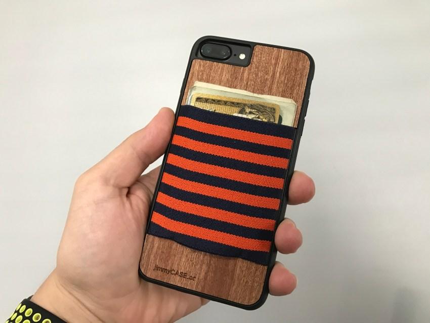 Jimmy Case iPhone 8 Plus Wallet Case