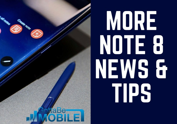 Find Out More About the Galaxy Note 8
