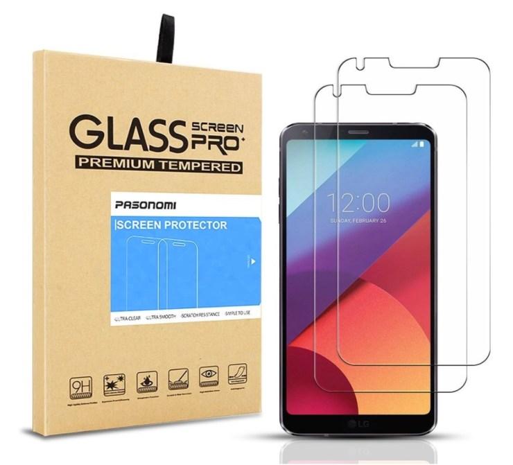 PASONOMI Tempered Glass