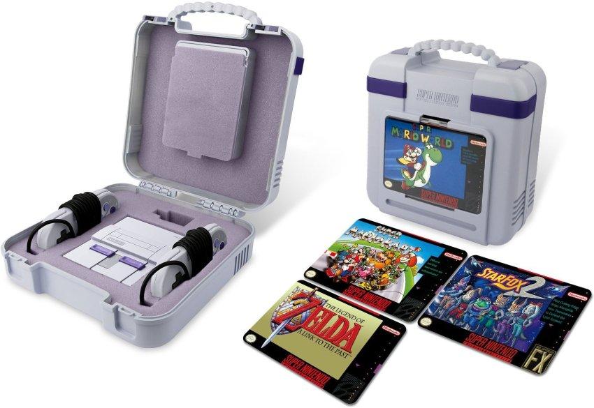 SNES Classic Carry Case