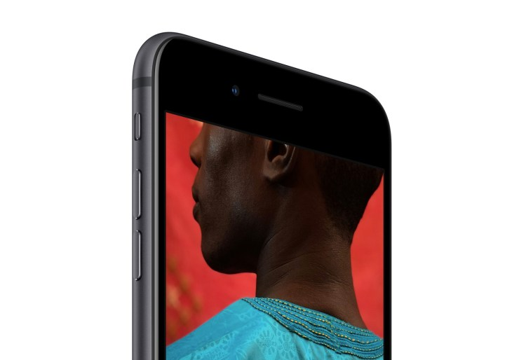 Pick a black front if you like watching movies on your iPhone.