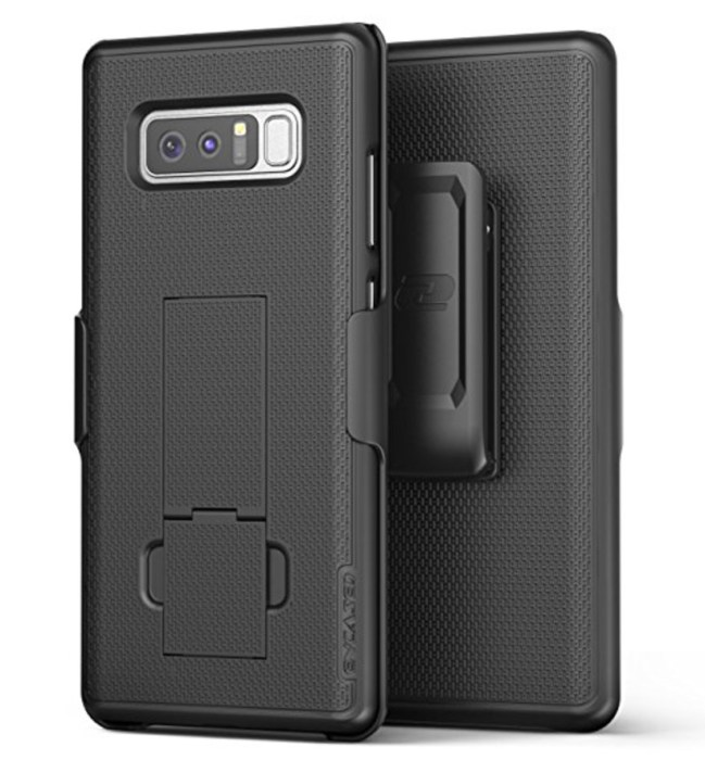 Encased Kickstand Holster Thin Case ($12)