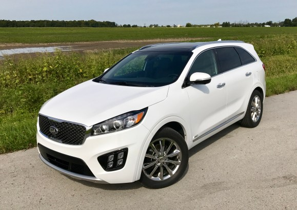 2017 Kia Sorento Review - 5
