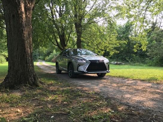 2017 Lexus RX 350 F Sport Review - 13
