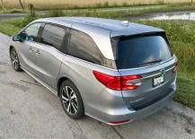 2018 Honda Odyssey Review - 16