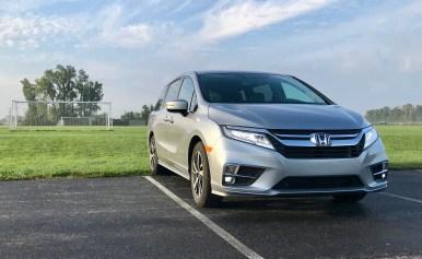 2018 Honda Odyssey Review - 23