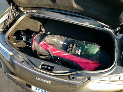 2018 Lexus LC 500 Review - 14