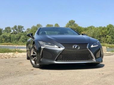 2018 Lexus LC 500 Review - 31